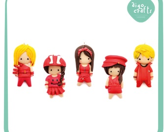 Kpop Polymer Clay f(x) Hot Summer Cell Phone Charm – Kpop Collection