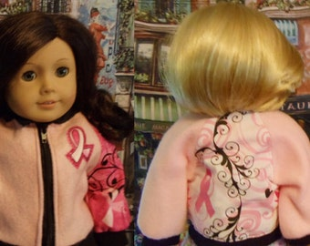 Breast Cancer Jackets