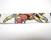 Ariados Pokemon Bracelet, Ariados Friendship Bracelet, Nerd Bracelet, Pokemon Go Anime Bracelet, Video Game Bracelet, Nintendo, Geekery