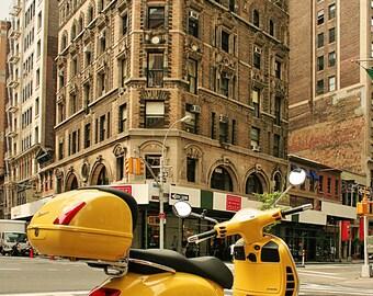 Vespa State of Mind -  NYC, NY  2011