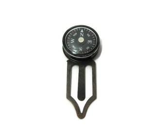 Compass Book Mark, Compass Bookmark, Working Compass Bookmark