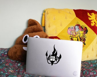 Chandelure (#609) Laptop Companion Decal