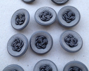Buttons grey