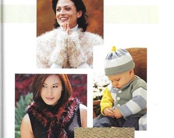 Knitting Patterns for Beginners, 1-2-3- Knit, Beginner's Guide for Knitting, Better Homes and Gardens, Easy Instructions, Knitting Basics