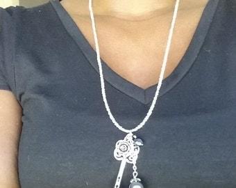 Rose key