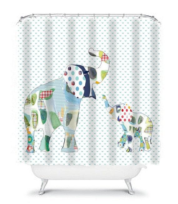 elephant shower curtain shower curtain elephant