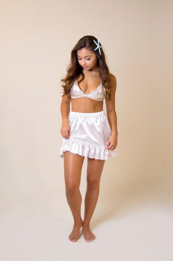 Silky Skirt 49