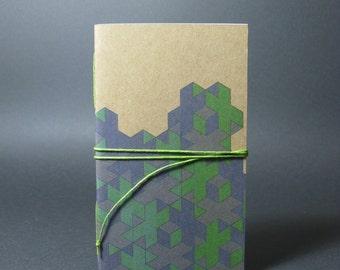 Handmade Mini Notebook