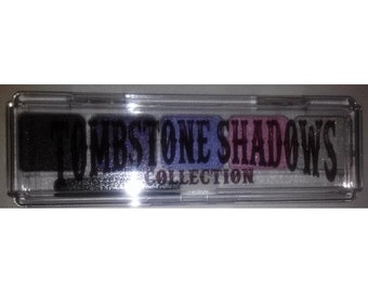 Pretty Scary Cosmetic Tombstone Shadows eye shadow collection