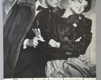 1980 American Fur Industry Print Ad