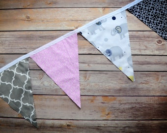 Custom Pennant Banner - FREE SHIPPING!