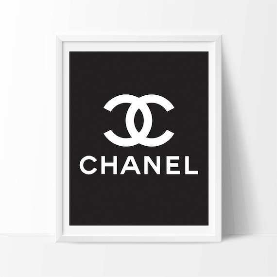 Lively image pertaining to chanel printable