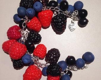Fruits of the forest bracelet