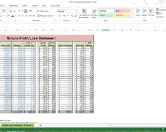 Inventory Tracking Spreadsheet Template Business Excel