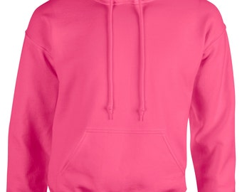 Plain Gildan Hoodie All Colours and sizes