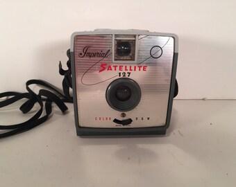 Vintage Imperial Satellite 127 Camera 1960s