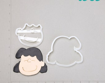 Peanuts Lucy Cutter peanuts lucy,136B