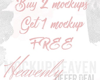 BUY 2 GET 1 FREE Heavenly Offer Deal