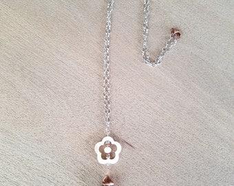 Copper Bullet Necklace (#10)