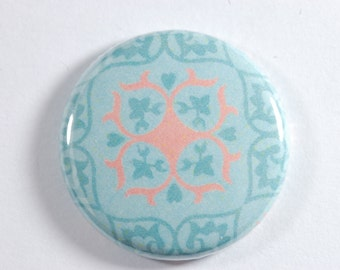 Magnets/ set of 4/ TURQUOISE