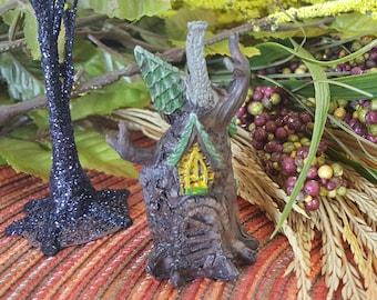 Miniature Teeny Tree House