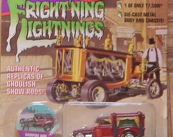 Frightn'ing Lightning Red Vampire Van