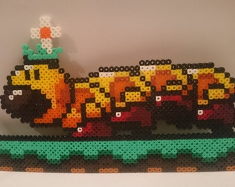 Super Mario World Caterpillar Sprite