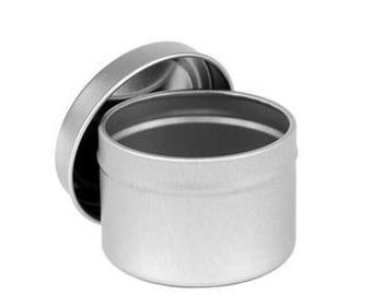 10% Off Set of 12 - 2 oz. Metal Tins - Read Description for Coupon Codes