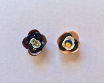 Dean&Cas Flower Earrings
