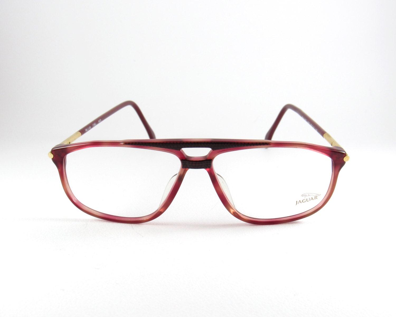 Mens Glasses Vintage Eyeglasses Jaguar 247-210 Mens