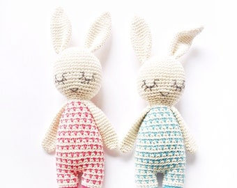 Sleeping Bunny crochet pattern