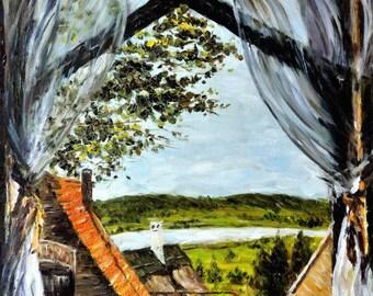 The Hungary Window
