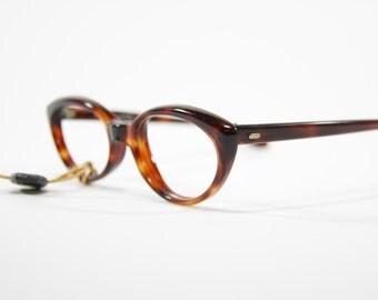 Women's Barbudo Isabelina Super Swank Glasses Frames made in Spain Cat Eye