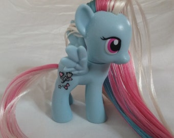 SALE Cupid's Bow- OOAK mlp custom
