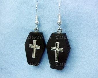 Earrings Coffins