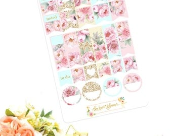 LOVELY | Page Flag Sticker Sheet