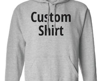 Custom hoodie | Etsy