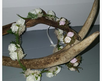 Made to order Flower Crowns
