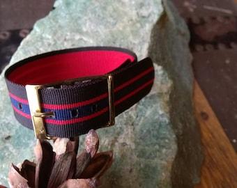 Vintage Nylon Watch Strap
