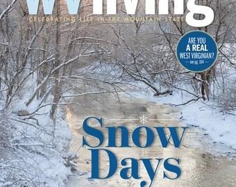 WV Living Magazine: Winter 2014