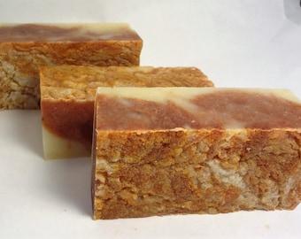 Christmas Clove Soap, All Natural Soap, Handmade Soap