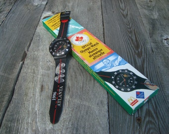 90s McDonalds Toys Olympic Medal Watch Collectable