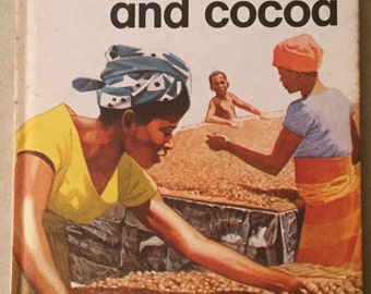 Vintage Ladybird Leaders Book - Chocolate and Cocoa