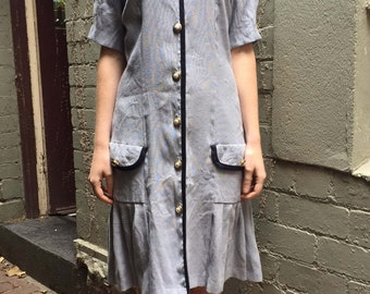 9 to 5 Vintage 80's Dress