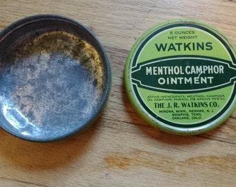 Watkins Tin
