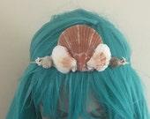 Adella Seashell Tiara | Spook & Siren
