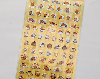 Gudetama's Sticker,B
