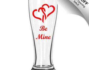 50% Off** Valentine's Day Be Mine Pilsner Limited Time Offer Use Code NEWSHOP16
