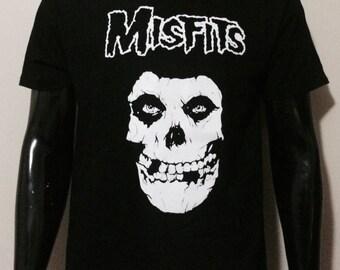Misfits T-Shirt Big Skull Fiend Danzig Horror Punk Tee