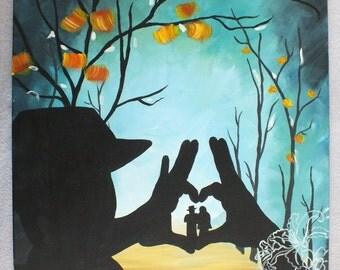 Love one day, love always...